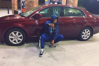 pulled up to the gas station didn't look once at the prices  nigga name a better glo up
